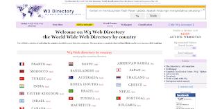 Backlink Berkualitas dari W3 Directory