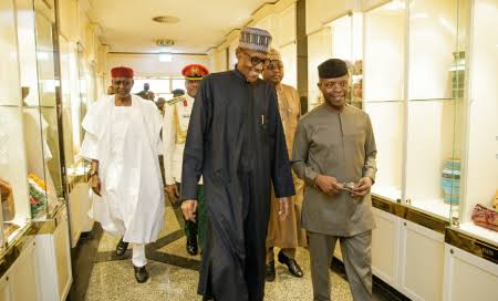 Buhari To Lead 1 Million Nigerians For Democracy Walk