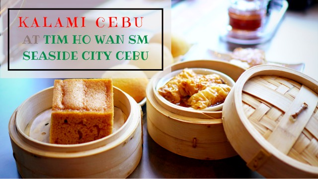 Tim Ho Wan, Tim Ho Wan Cebu, Chinese Restaurant in Cebu, Dim Sum, Baked Bun with BBQ Pork, Beancurd Skin with Pork and Shrimp, Hong Kong cuisine, Restaurants in SM Seaside City, Cebu Food Blog, Cebu Food Blogger