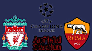 Semi final leg pertama liverpool vs as roma