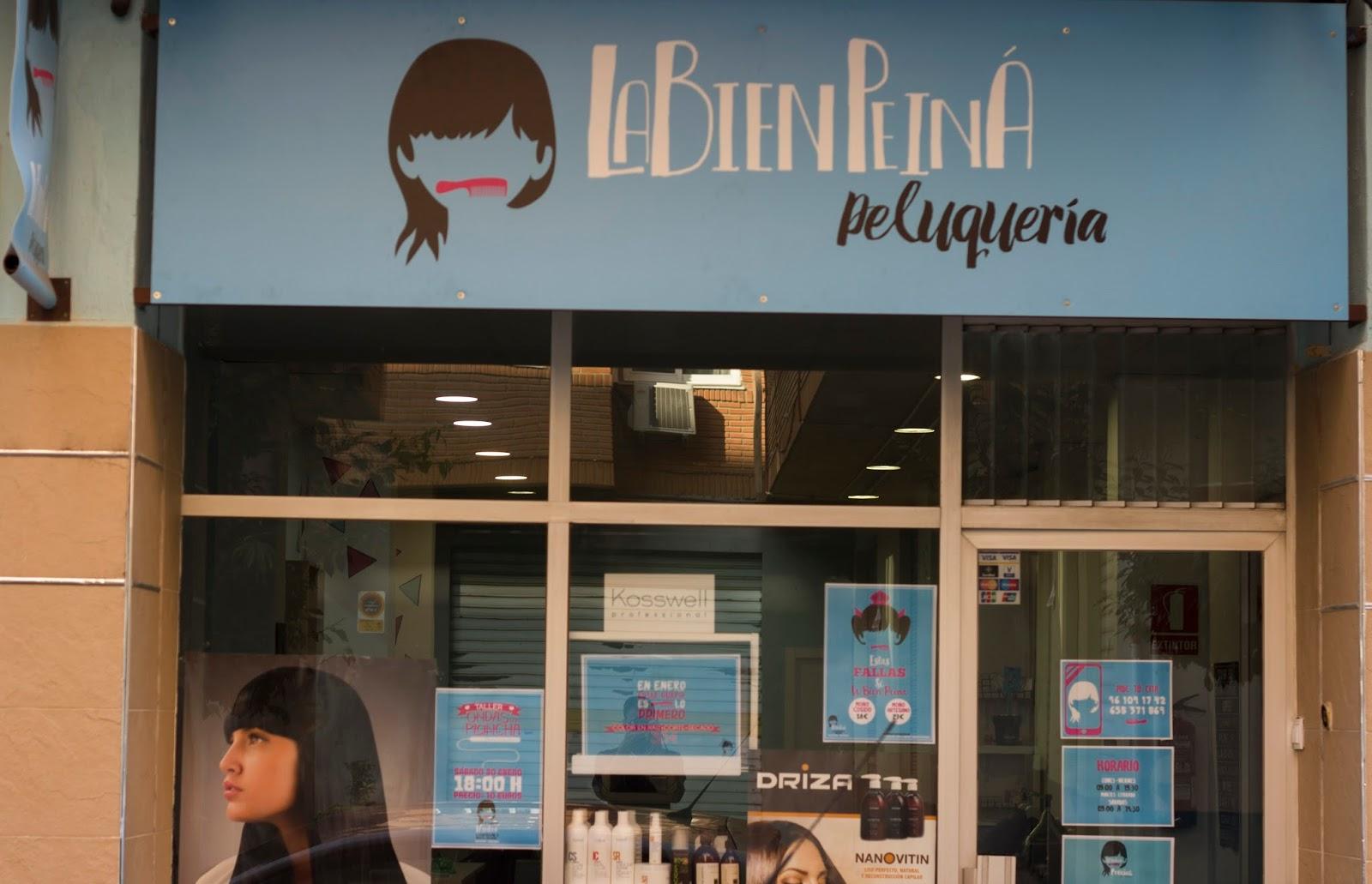 La bien peiná: mucho mas que una peluquería