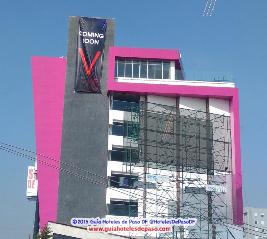 GUIA HOTELES DE PASO DF