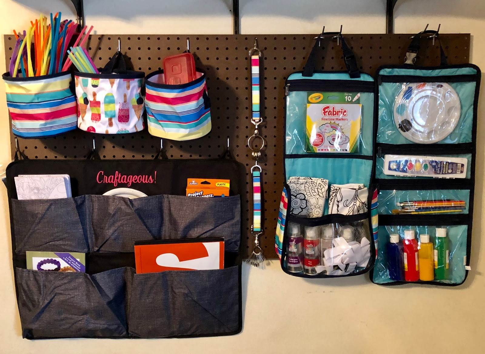 stacy tilton reviews craft room make over with thirty one part two