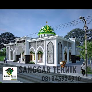 masjid modern 2017