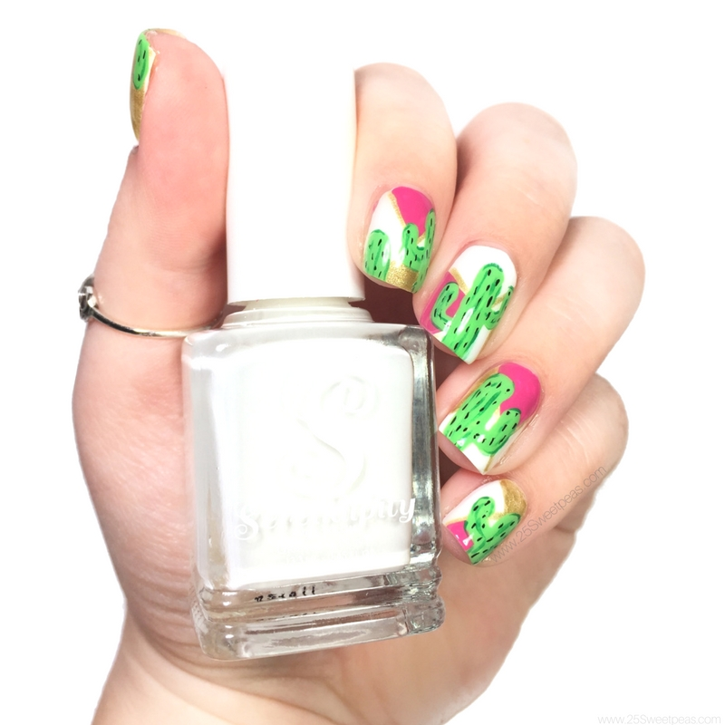 Cacti Nails