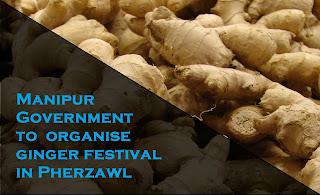 ginger festival in Pherzawl