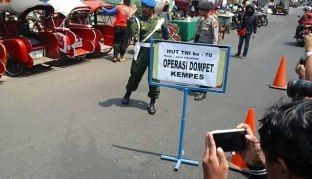 Alhamdulillah, Razia 'Operasi Dompet Kempes' Digelar Di Daerah Ini, Yang Dompetnya Kempes Silahkan Baca!