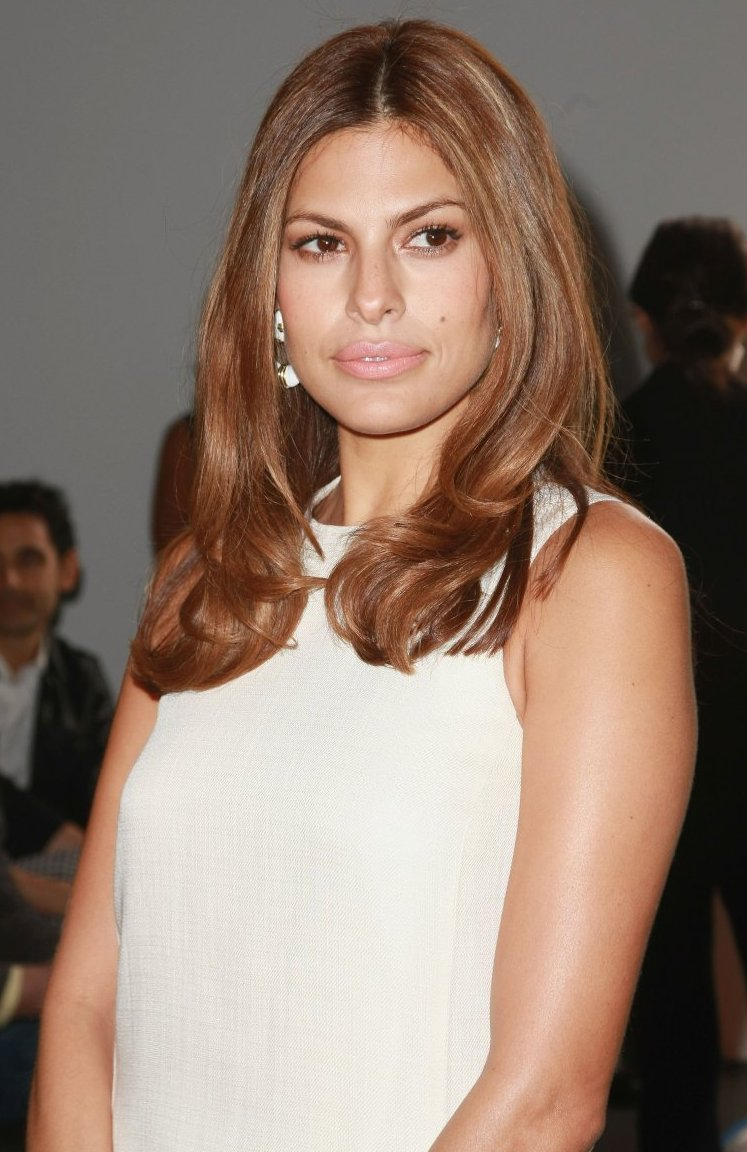 36 Beautiful Hairstyles Worn By Eva Mendes Over The Years