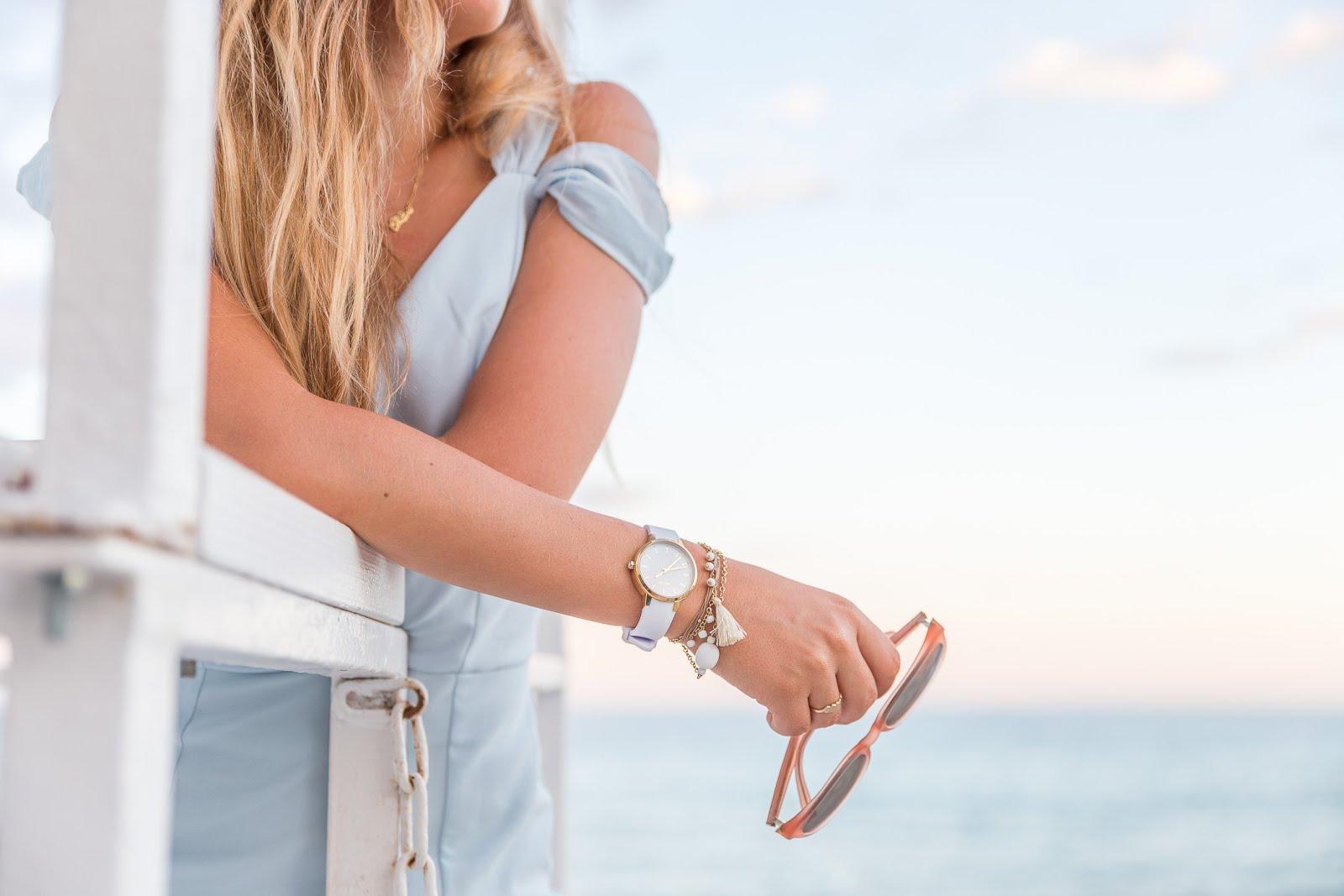 Montre et bracelet Agatha Paris