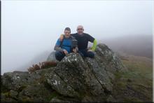 Albiturri mendiaren gailurra 943 m. -- 2016ko abenduaren 25ean