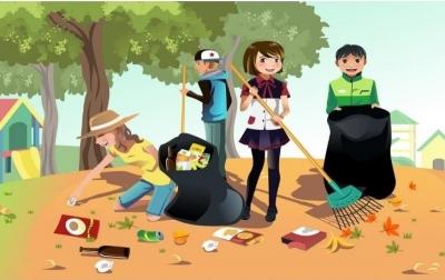 Кампания за пролетно почистване на община Тетевен
