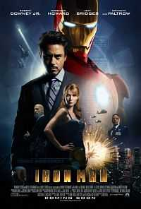 Iron Man (2008) Hindi - Tamil - Eng 300mb Download Dual Audio BRRip