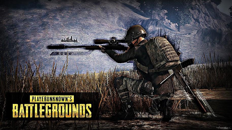 Pubg Playerunknown S Battlegrounds Sniper 4k Wallpaper 12