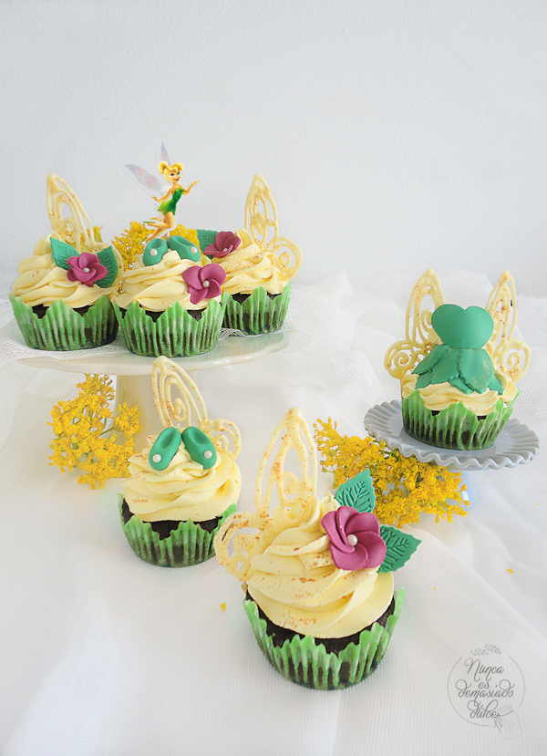 tinker-bell-cupcakes-campanilla-chocolate-blanco-fondant-flowers-alas-hada-wings