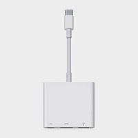 Adattatore multiporta da USB-C a AV digitale per MacBook