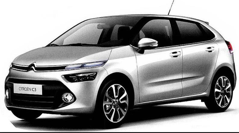 2018 citroen c3 specifications and powertrain review latest vehicle rumors. Black Bedroom Furniture Sets. Home Design Ideas