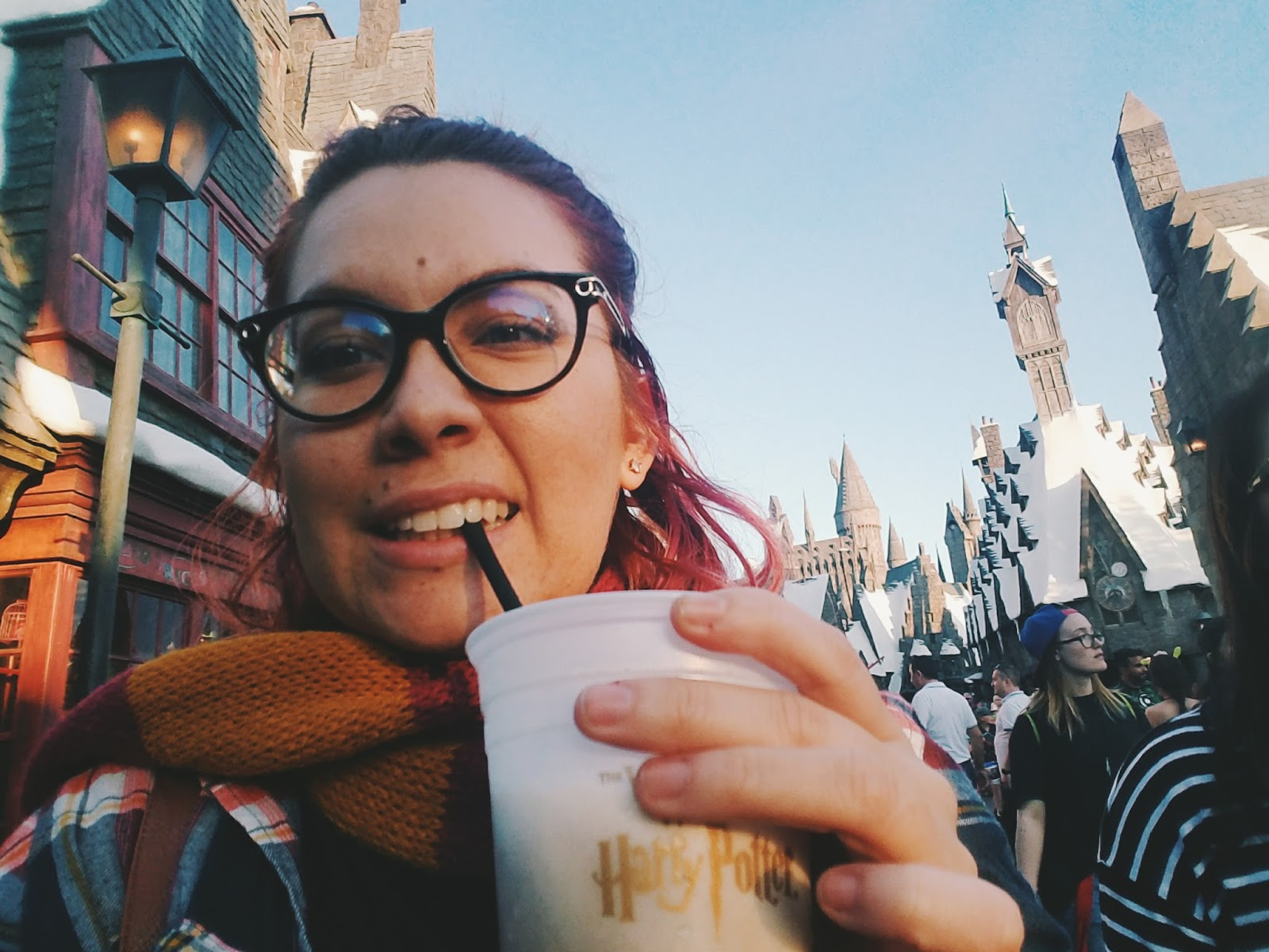 Courtney Tomesch Wizarding World of Harry Potter