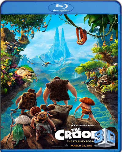 The Croods [2013] [BD50] [3D] [Latino]