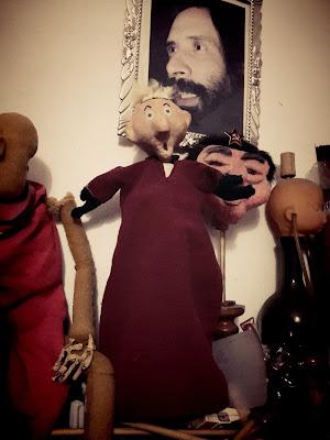 Marionetas del Teatro Pintiliesku