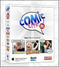 برنامج لعمل القصص المصورةComic Life 3.5 في إصداره الاخير مع التفعيل
