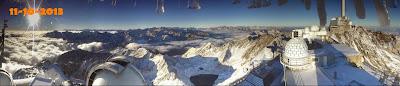 Pic du Midi 11-10-2013
