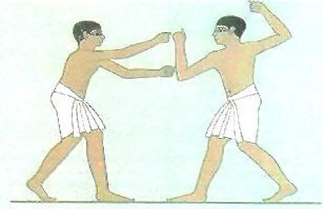 الرياضه المصريه القديمه