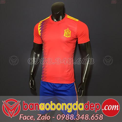 Áo Tây Ban Nha đỏ sân nhà 2019