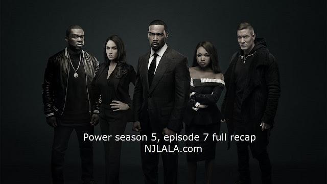 POWER Season 5, Ep. 7 Recap: 'The Devil Inside'