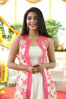 Aishwarya Lekshmi looks stunning in sleeveless deep neck gown with transparent Ethnic jacket ~  Exclusive Celebrities Galleries 047.JPG