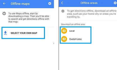 Ini Dia Cara Download Navigasi Google Maps Secara Offline di Android atau iPhone 2
