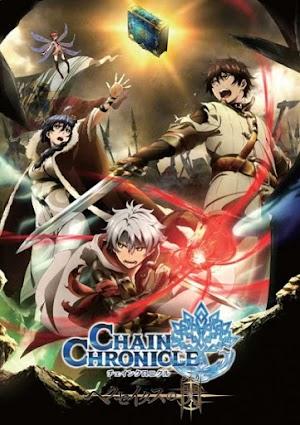 Chain Chronicle: Haecceitas no Hikari 12/12 HDLigero 150 MB SUB ESPAÑOL (MEGA)