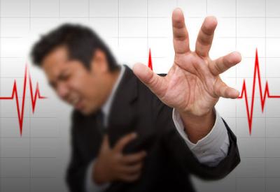 Kenali Tanda-tanda Serangan Jantung
