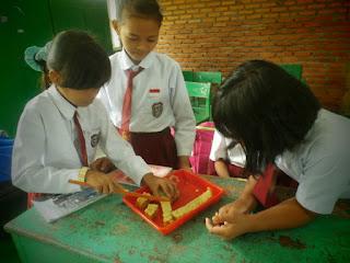 Pembelajaran menanam tanaman Hidroponik buat siswa