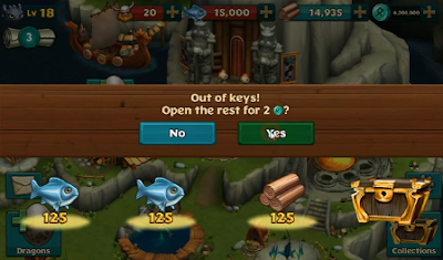 Dragons Rise of Berk v1.26.4 Mod Apk Terbaru Unlimited Runes