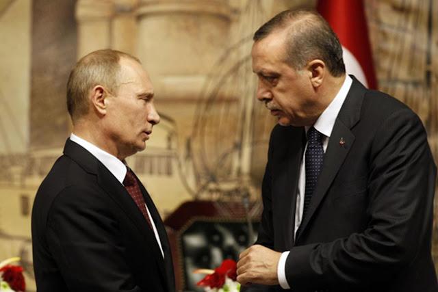Επικοινωνιακά και μόνο τα κέρδη του Ερντογάν στη Ρωσία