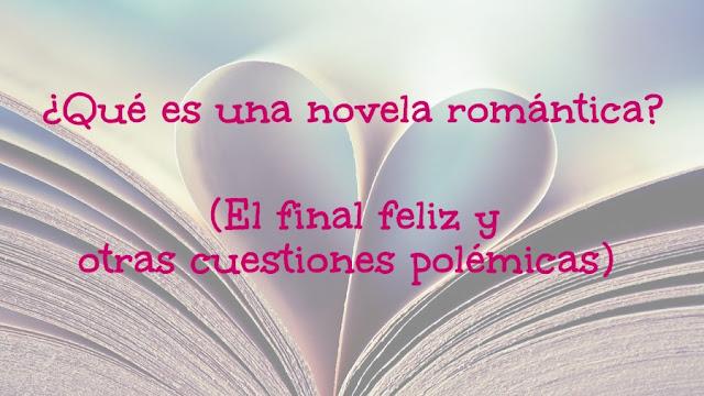 Qué es una novela romántica