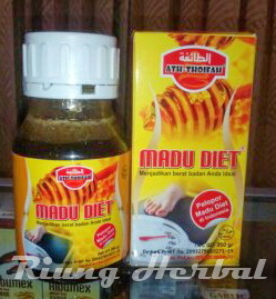 Madu Diet Ath Thoifah (Khasiat dan Harga Grosir Distributor)