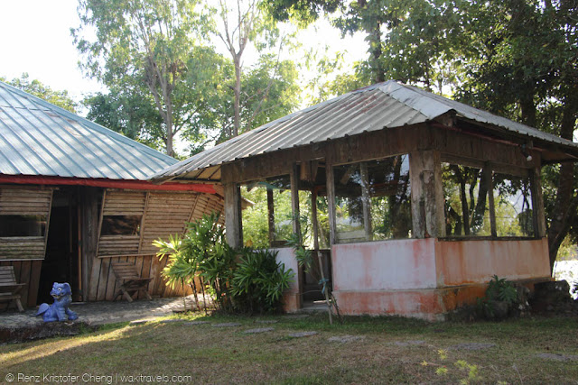 Work/Study Shack in Lumot Lake, Cavinti Laguna