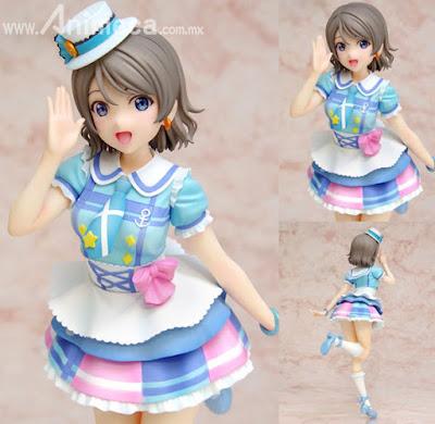 Figura You Watanabe Kimi no Kokoro wa Kagayaiteru kai? Ver. DreamTech Love Live! Sunshine!!