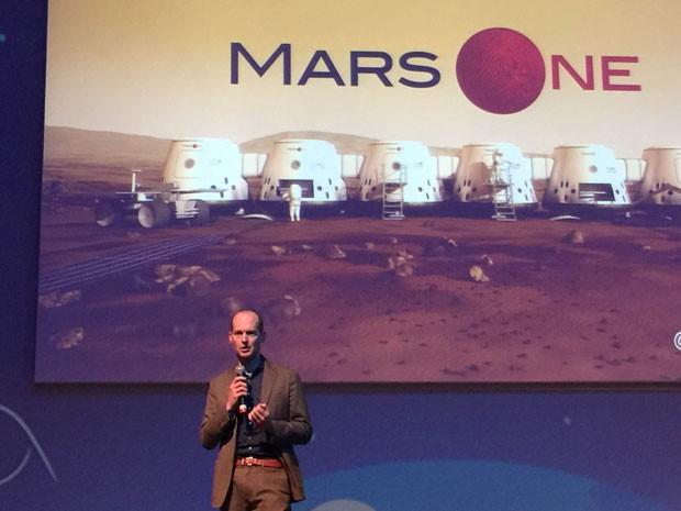 Humanos não voltarão de Marte, diz dono da Mars One na Campus Party