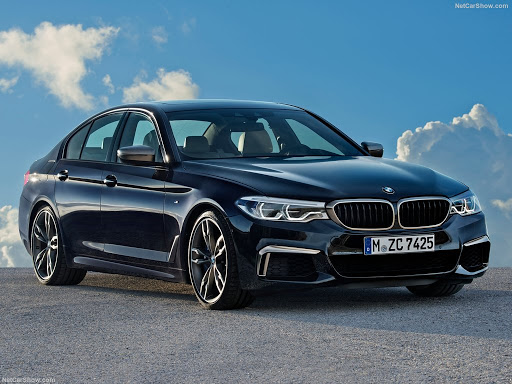 BMW Seri 5 2017