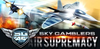 Download Game Android Gratis Sky Gamblers Air Supremacy apk + obb