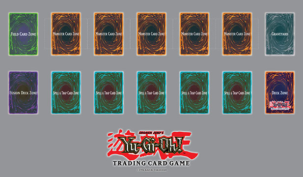 Yugioh the ultimate guide to duel monsters for Yugioh mat template