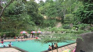 Kolam Renang Tamara Karimun, Sensasi Sejuknya Air Gunung Jantan 9