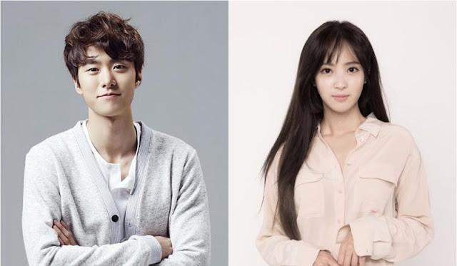 Jung Hye & Gong Myung