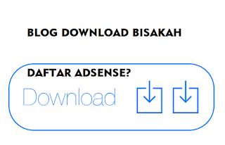 Situs Download bisakah daftar google adsense?