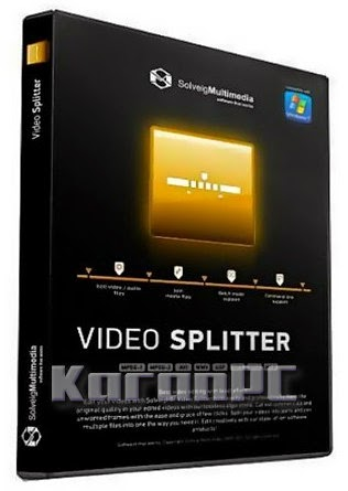 SolveigMM Video Splitter 4.0.1412.10 + Crack
