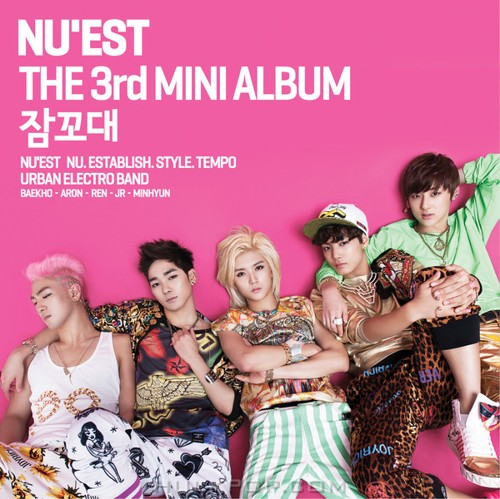 NU'EST – The 3rd Mini Album Sleep Talking (ITUNES PLUS AAC M4A)