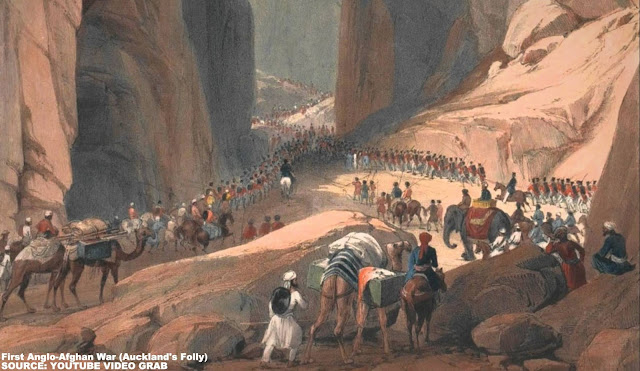 THE PAPER | The Folly of Double Government: Lessons from the First Anglo-Afghan War for the 21st century by AAN