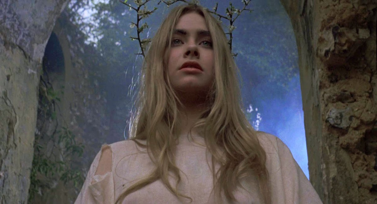 Linda Hayden in Blood on Satan's Claw